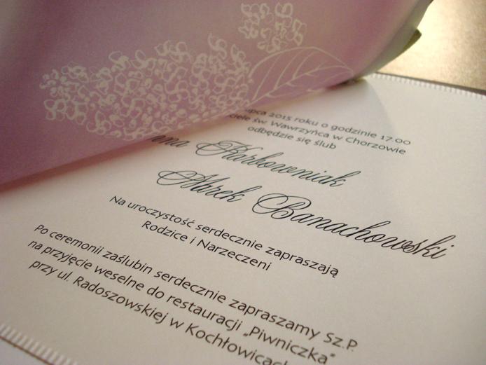 Altra Studio Reklamy Polskie Zaproszenia ślubne I Okolicznościowe